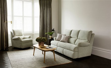 Lincoln 3 Seater Sofa